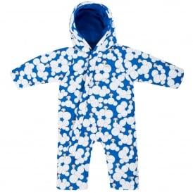 Boys Theodore Snowsuit Blue