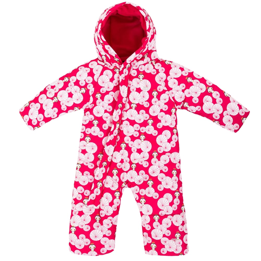 70eadc7b0e7a Trespass Boys Theodore Snowsuit Raspberry - Kids from Great Outdoors UK
