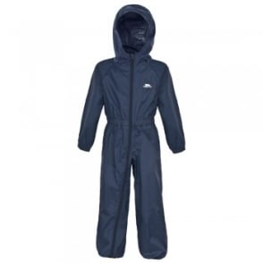 Trespass Button All In One Waterproof Rain Suit RRP £35.99