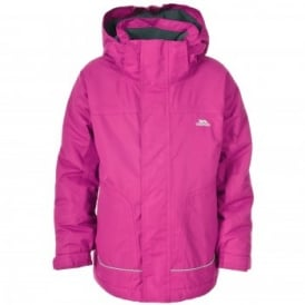 Girls Cornell Insulated Jacket Pansy