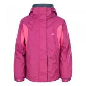 Girls Itsy Jacket Pansy