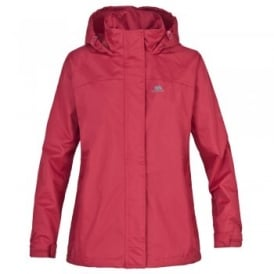 Girls Nasu Jacket Crimson