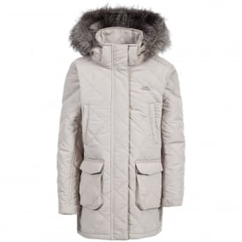 Girls Reep Jacket Oatmeal