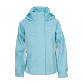 Girls Sooki Jacket Pool Blue