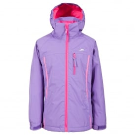 Girls Tomboy Insulated Jacket Viola