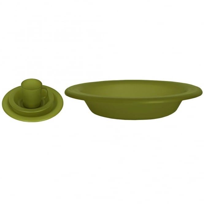 Trespass Gula Bowl Green