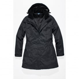 Ladies Alissa II 3 in 1 Jacket Black