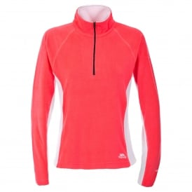 Ladies Apres Fleece Diva Pink