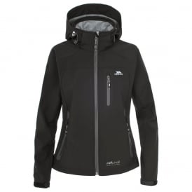Ladies Bela Softshell Jacket Black