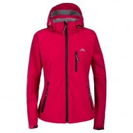 Ladies Bela Softshell Jacket Cerise