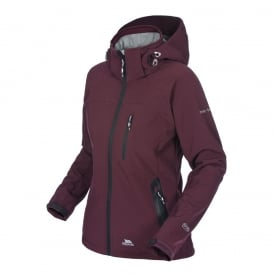 Ladies Bela Softshell Jacket Shiraz