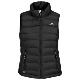 Ladies Corrina Down Gilet Black