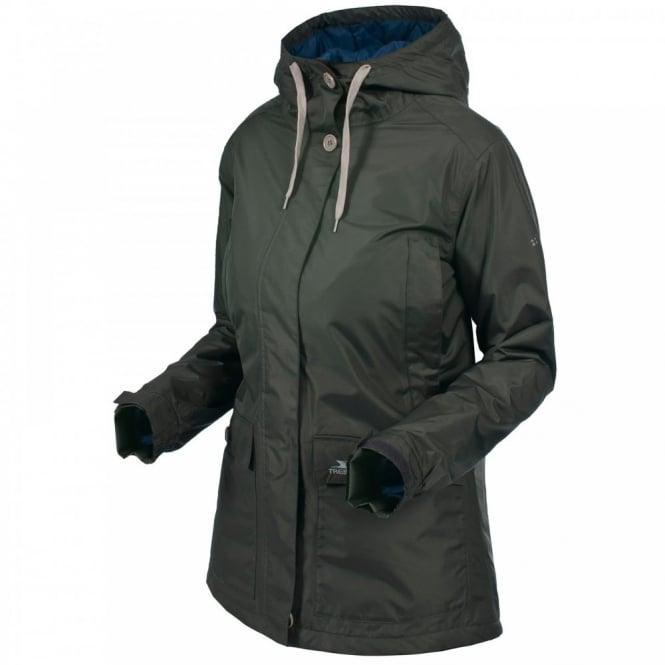 Trespass Ladies Daydream Coat Khaki Ladies From Great