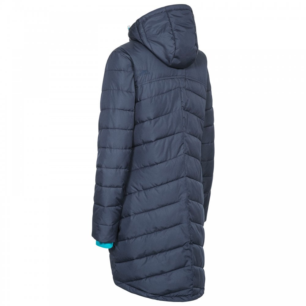 d176ca5b3 Ladies Homely Padded Jacket Navy