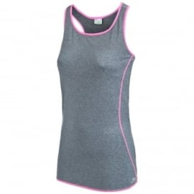 Ladies Laney Vest Smoke