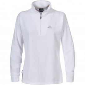 Ladies Louviers Fleece White