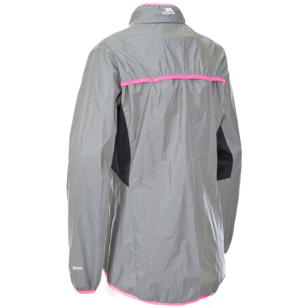 65fe3c7bfc2 Trespass Ladies Lumi Jacket Silver - Ladies from Great Outdoors UK