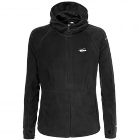 Ladies Marathon Fleece Jacket Black
