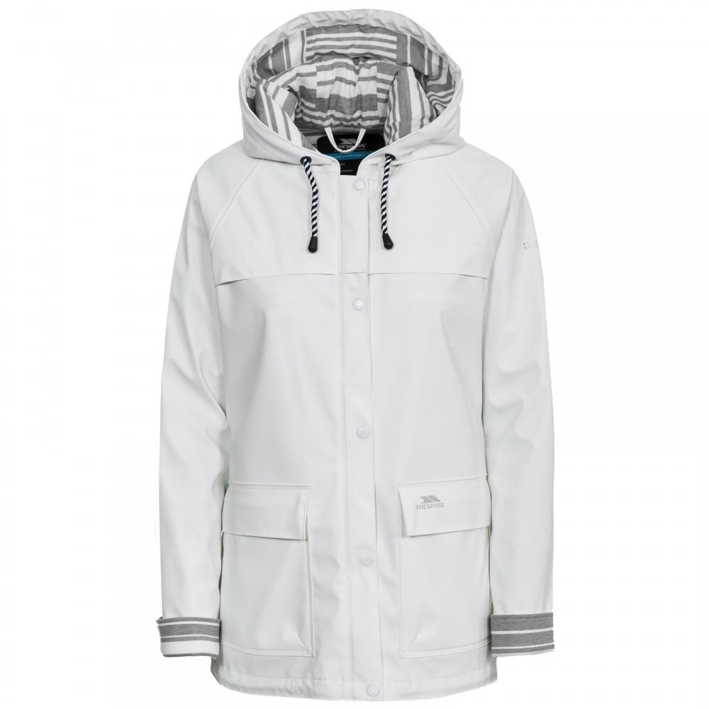 34d9b80eb Ladies Muddle Jacket White