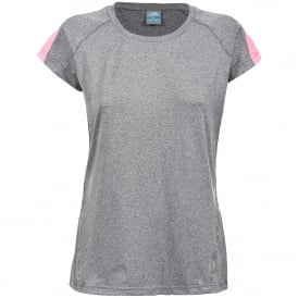 Ladies Oko T-Shirt Smoke