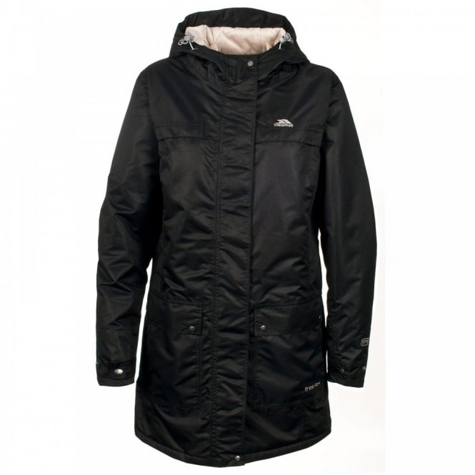 Trespass Ladies Pixie Jacket Black