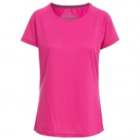 Ladies Serphina T-Shirt Pink