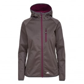 Ladies Shelly Softshell Jacket Carbon