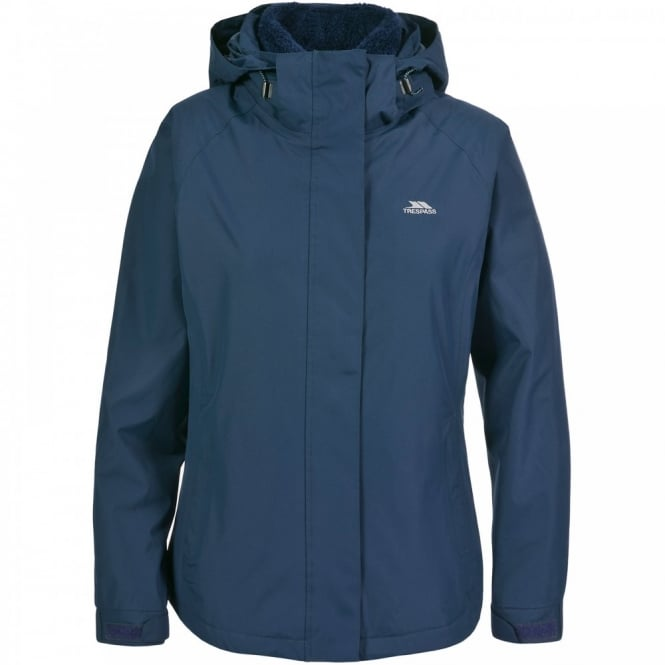 top-rated original classic shoes wide selection Ladies Trillium 3 in 1 Jacket Navy