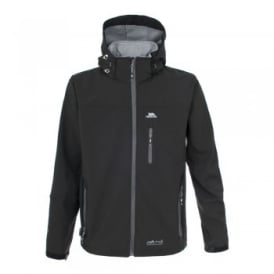 Mens Accelerator Softshell Jacket Black