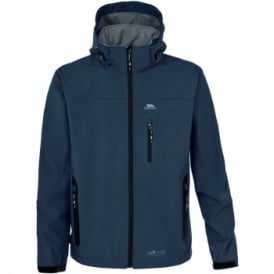 Mens Accelerator Softshell Jacket Dark Navy