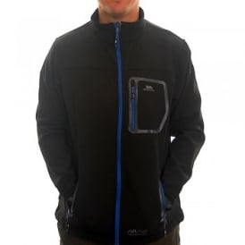 Mens Amherst Softshell Jacket Black