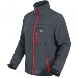 Mens Amherst Softshell Jacket Flint