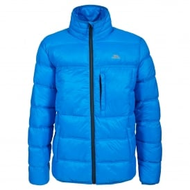 Mens Bismarck Insulated Jacket Bright Blue
