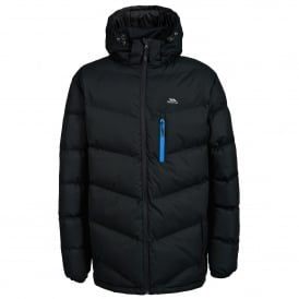 Mens Blustery Insulated Coat Black