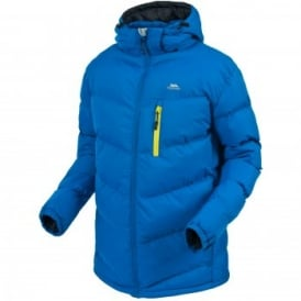 Mens Blustery Insulated Jacket Electric Blue