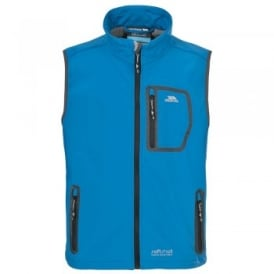 Mens Chimborazo Softshell Bodywarmer Ultramarine