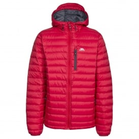Mens Digby Down Jacket Red