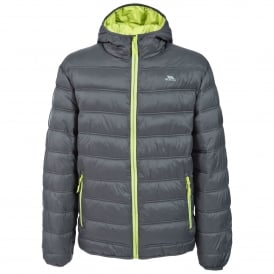 Mens Irrate Insulated Jacket Ash