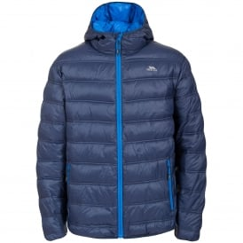 Mens Irrate Insulated Jacket Navy
