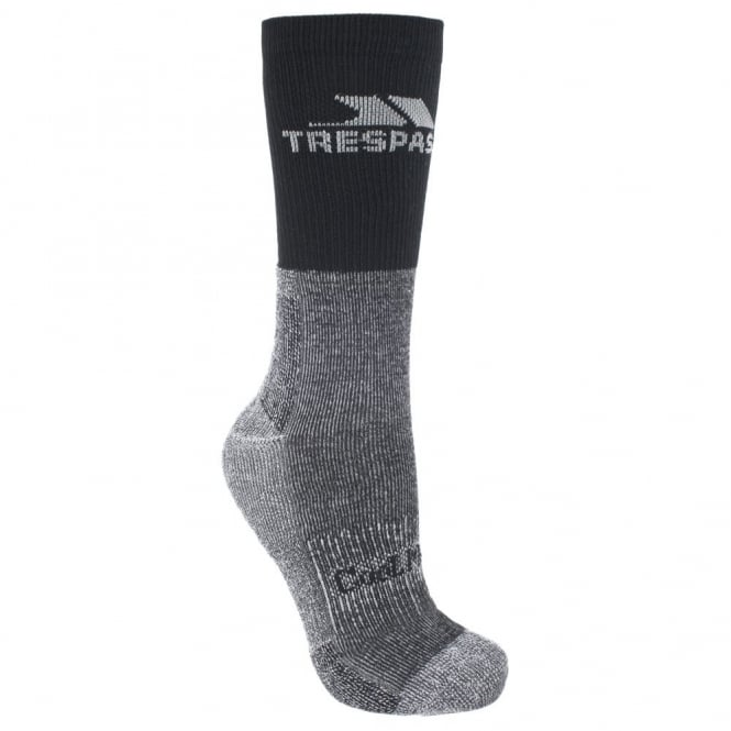 acb495aadd32e Trespass Mens Rizzoli Sock Black - Footwear from Great Outdoors UK