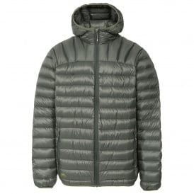 Mens Romano Down Jacket Olive
