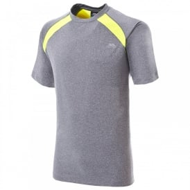 Mens Telford T-Shirt Smoke
