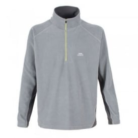 Mens Tron Overhead Fleece Smoke
