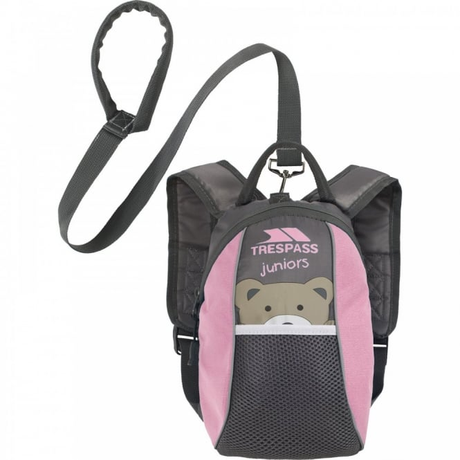 Trespass Mini Me Kids Rucksack Pink