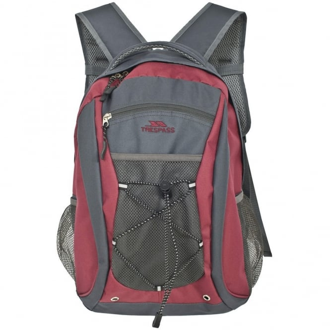 Trespass Neroli 28 Litre Rucksack Beetroot