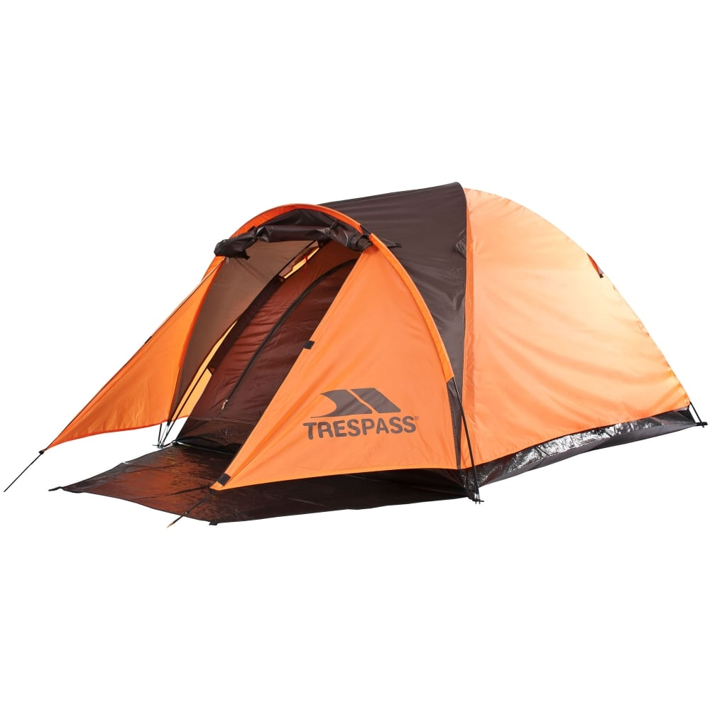 Tarmachan 2 Man Tent Sunset  sc 1 st  Great Outdoors & Trespass Tarmachan 2 Man Tent Sunset - Camping Equipment from ...