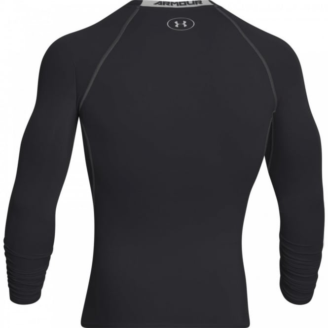 Under Armour Mens HeatGear Armour Compression Long Sleeve T-Shirt ... 0f56b417203f
