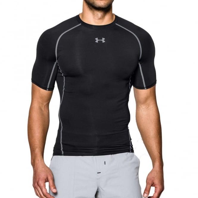 Under Armour Mens HeatGear Armour Compression Short Sleeve T-Shirt ... 38c0ba27cf76