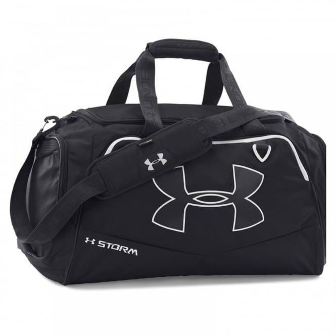 Under Armour UA Undeniable Medium Duffel Black - Backpacks from ... 8fe4428ce0a7e