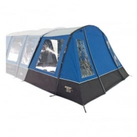 AB Exclusive Front Awning Sky Blue